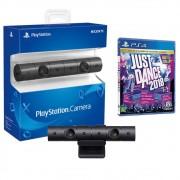 PlayStation Câmera Sony com jogo Just Dance 2018