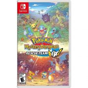 Pokemon Mystery Dungeon Rescue Team Dx - Switch