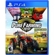 Pure Farming 2018 - Ps4 (Semi-Novo)