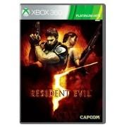 Resident Evil 5 Platinium Hits - Xbox 360