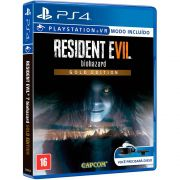 Resident Evil 7 Biohazard Gold Edition - PS4