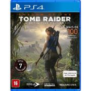 Shadow Of Tomb Raider - A Definitive Edition - PS4