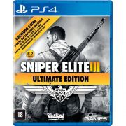 Sniper Elite 3 Ultimate Edition - PS4