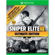 Jogo Sniper Elite 3 Ultimate Edition - Xbox One