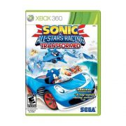 Sonic & All Star Racing Transformed - Xbox 360