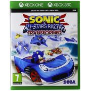 Sonic & All Star Racing Transformed - Xbox 360 Xbox One
