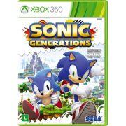 Sonic Generations - Platinum Hits - Xbox 360