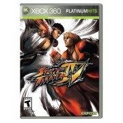 Street Fighter Iv Xbox 360 Platinum Hits