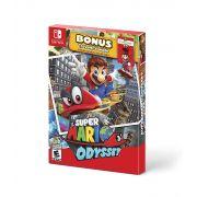 4458a42af Super Mario Odyssey  Starter Pack - Switch