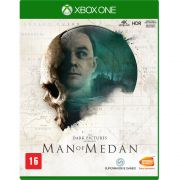 The Dark Pictures Man Of Medan - XBOX ONE (Semi-Novo)