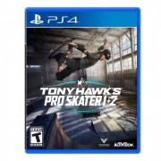 Tony Hawk's Pro Skater 1 + 2  -Ps4