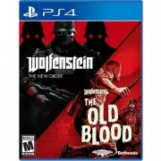 Wolfenstein: The Two Pack - PS4