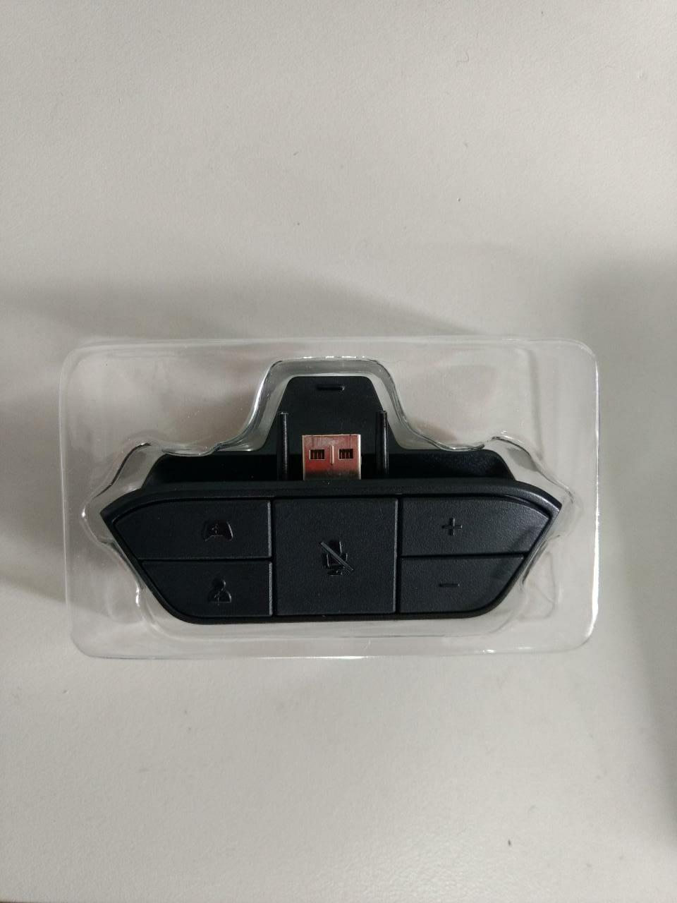 Adaptador Stereo para Headset Xbox One - Microsoft (sem caixa)