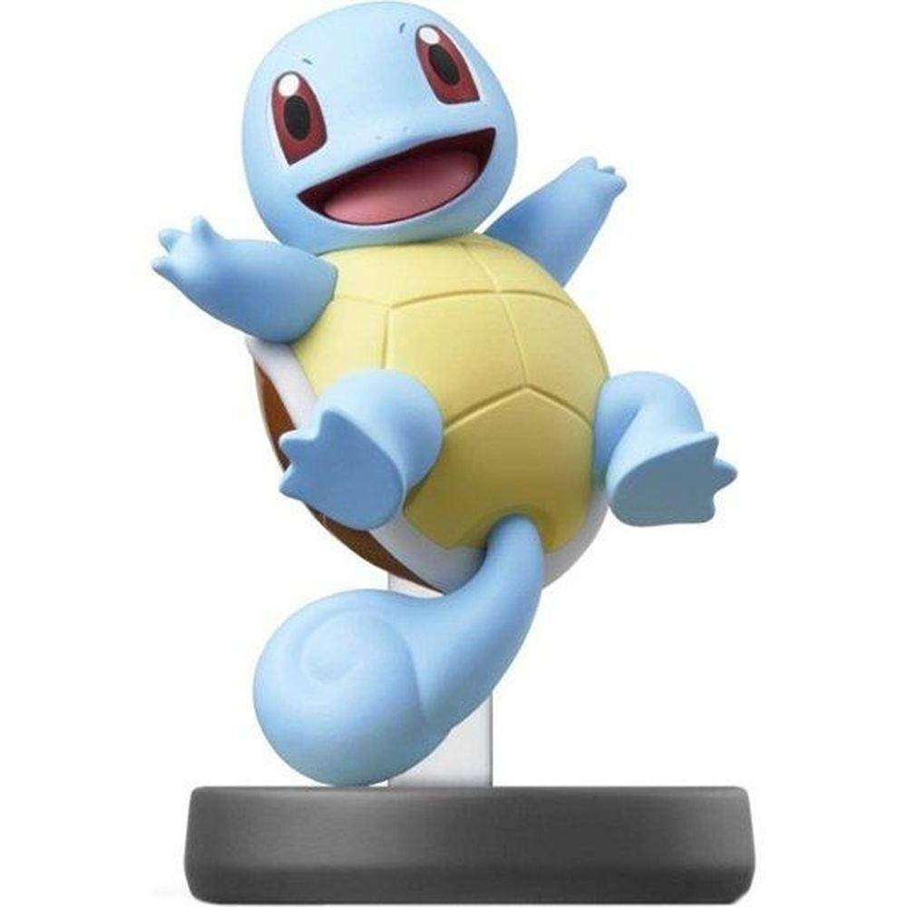Amiibo Pokémon - Squirtle - Nintendo