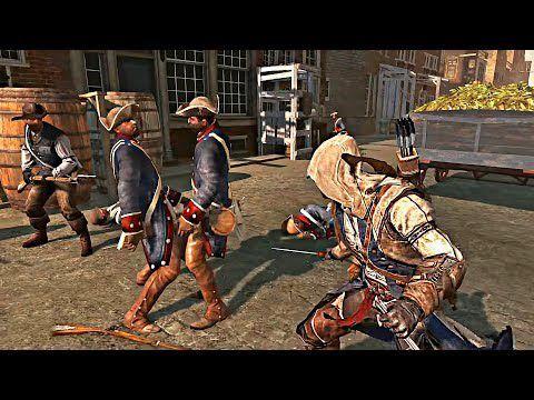 Assassins Creed III: Remastered-Nintendo Switch