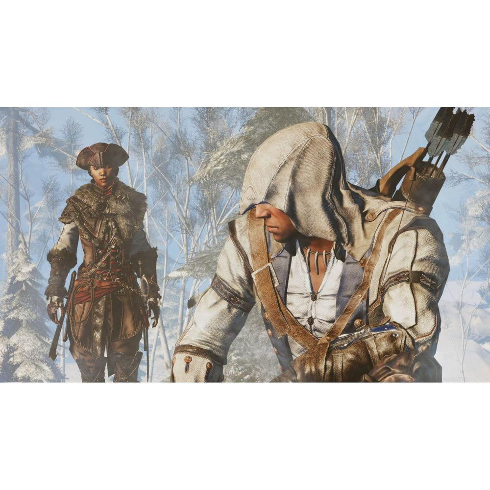 Assassins Creed Iii: Remastered - Ps4