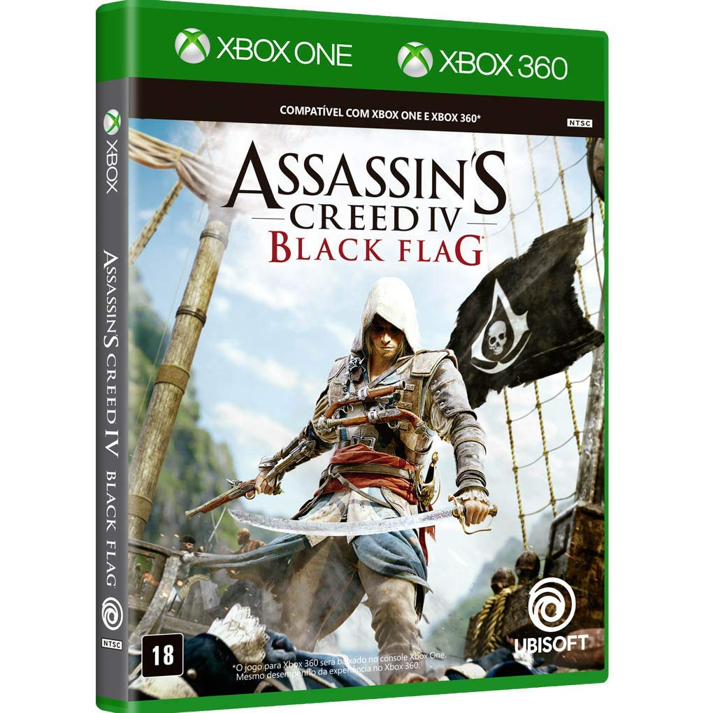 Assassins Creed IV Black Flag - Xbox One / Xbox360