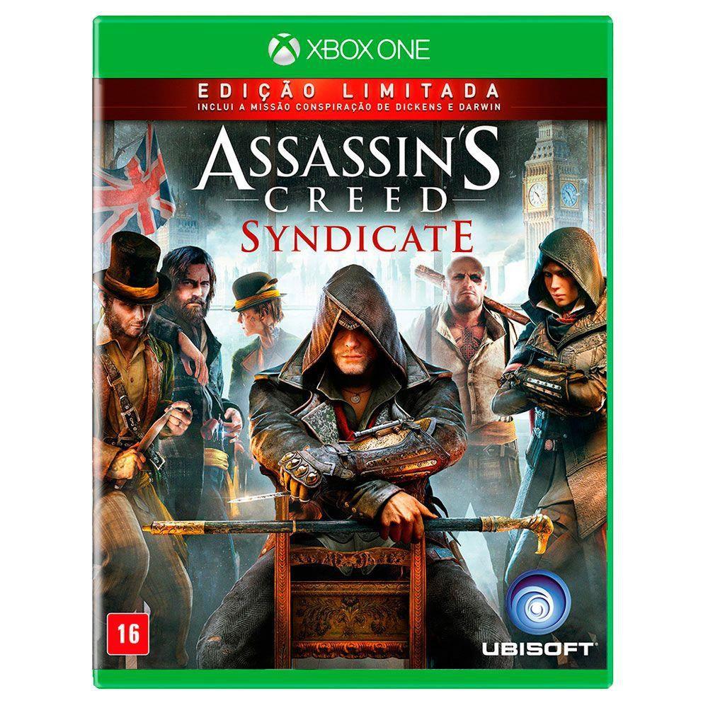 Assassins Creed Syndicate Edição Limitada - Xbox One