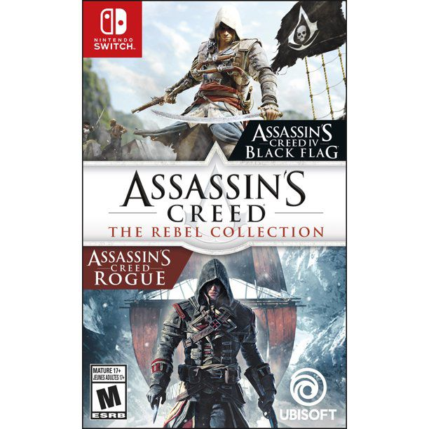 Assassins Creed The Rebel Collection - Nintendo Switch