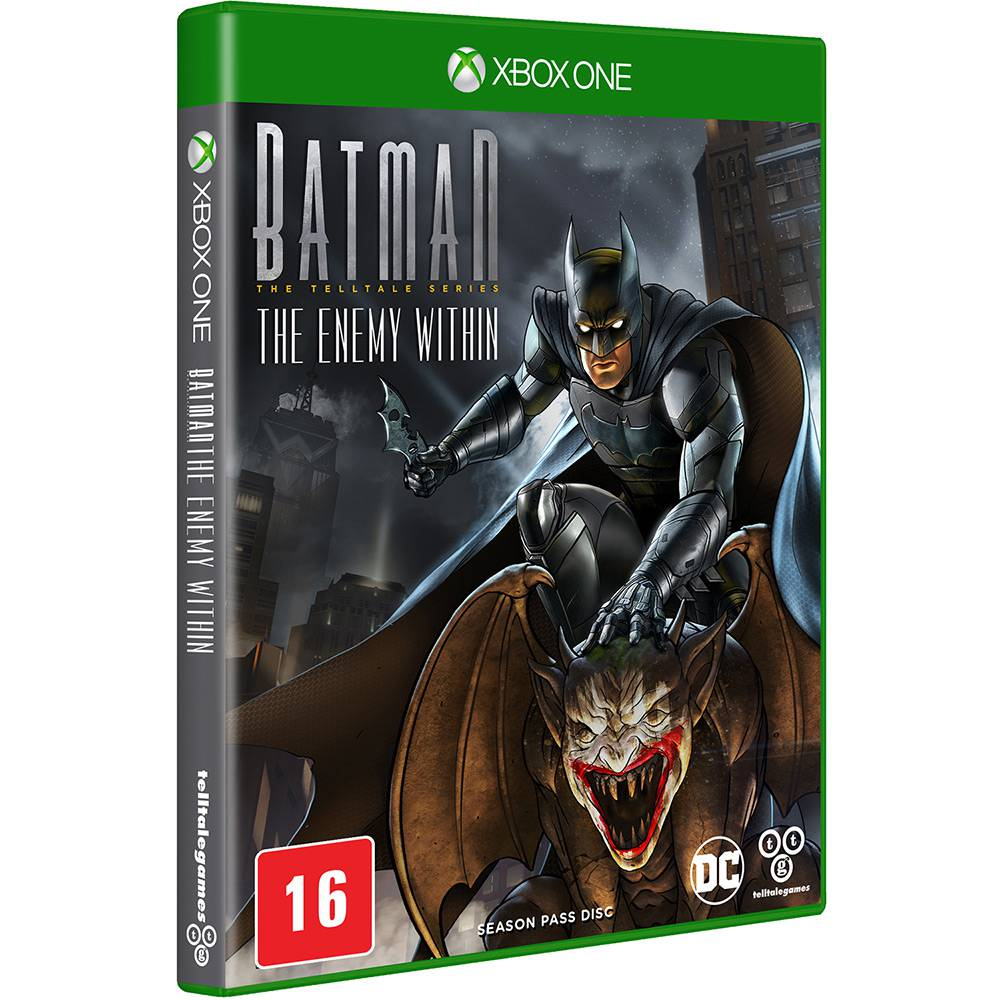Batman The Enemy Within xbox one