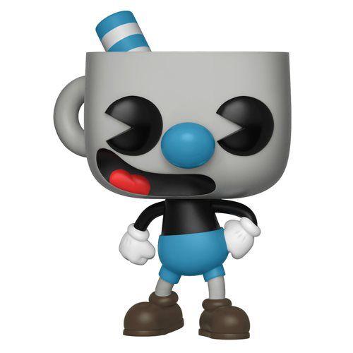 Funko POP! Games - Cuphead  Mugman-311