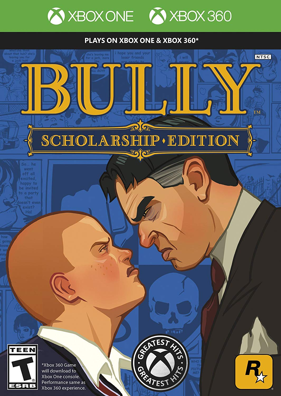 Bully: Scholarship Edition - Xbox 360 Xbox One