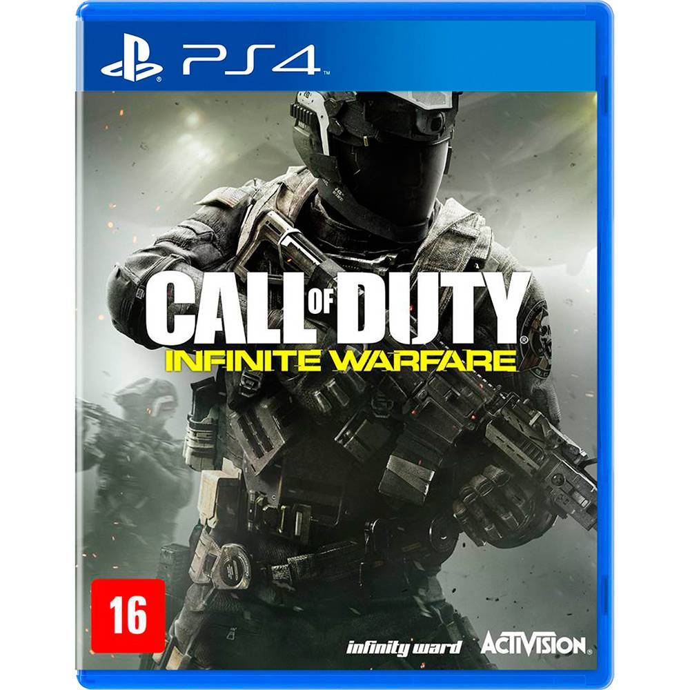 Call Of Duty: Infinite Warfare - PS4 (Semi-Novo)