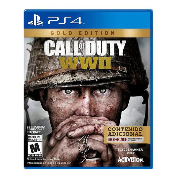 Call of Duty WWII Gold Edition PS4