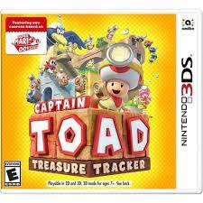 Captain Toad: Treasure Tracker - 3ds (SemiNovo)