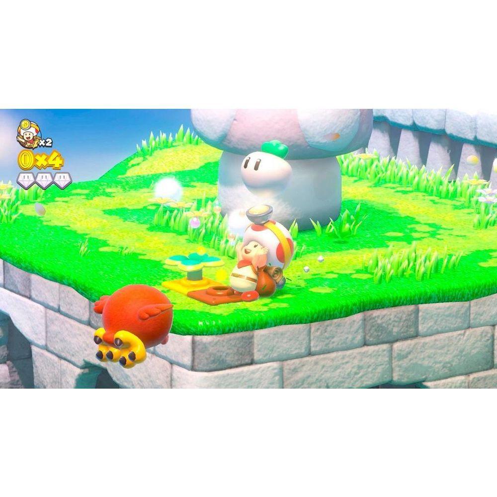 Captain Toad: Treasure Tracker - Nintendo  Switch