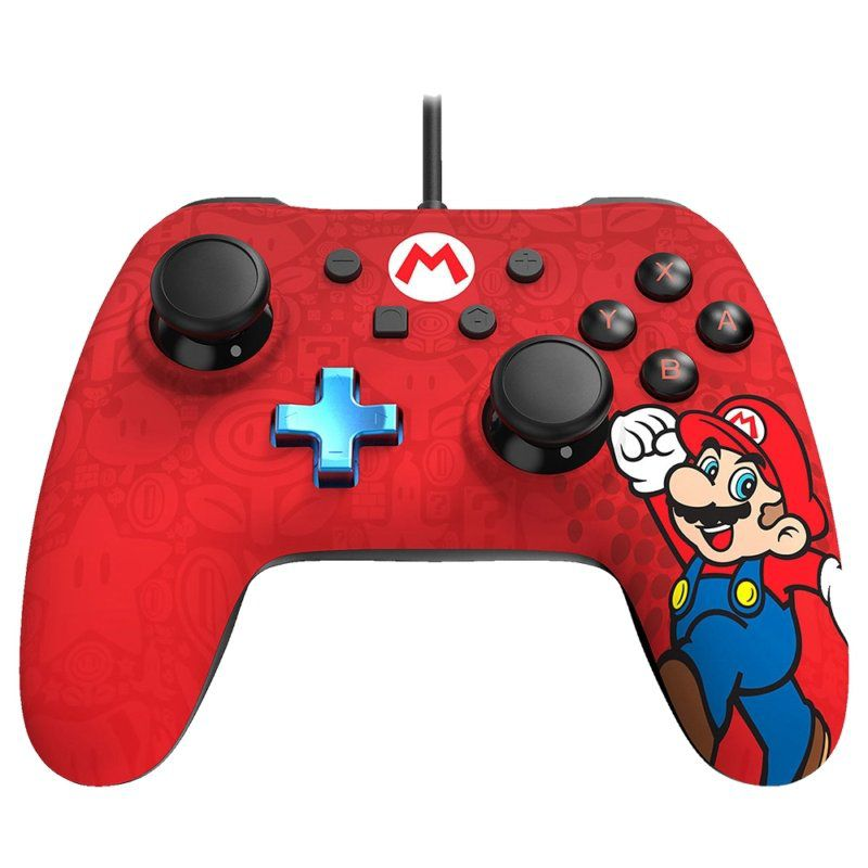 9d9952423 Controle Nintendo Switch Super Mario · Controle Nintendo Switch Super Mario  ...