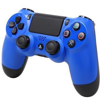 Controle Sem Fio Dualshock 4 Sony PS4 - Azul