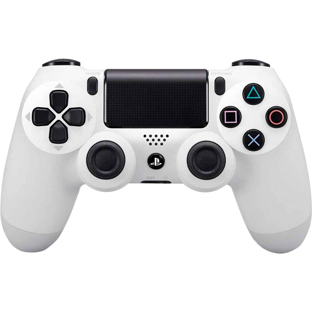 Controle Sem Fio Dualshock 4 Sony PS4 - Branco