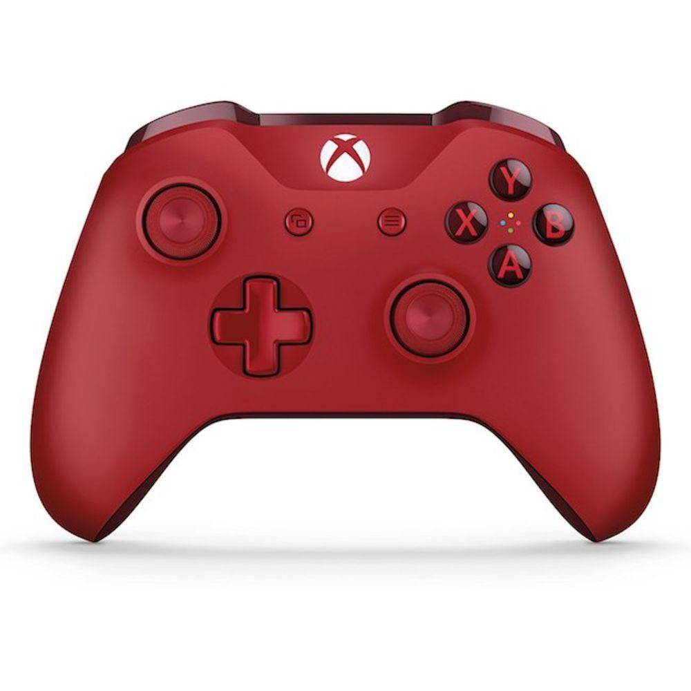 Controle Sem Fio Para Xbox One - Vermelho