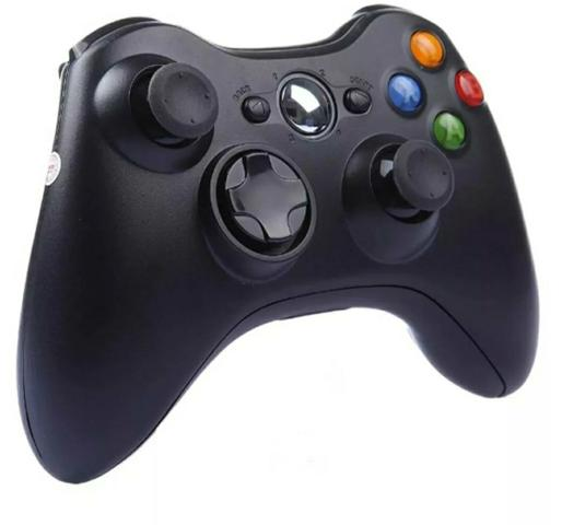Controle Wireless Xbox 360 altomex