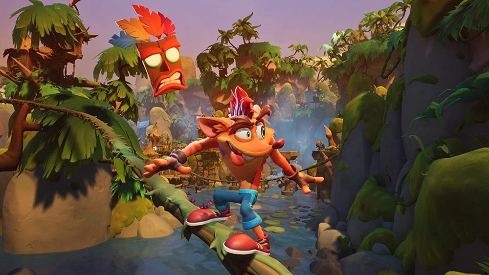 Crash Bandicoot 4: It's About Time  - PS4