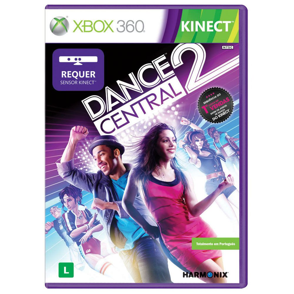 Dance Central 2 para Kinect - Xbox 360