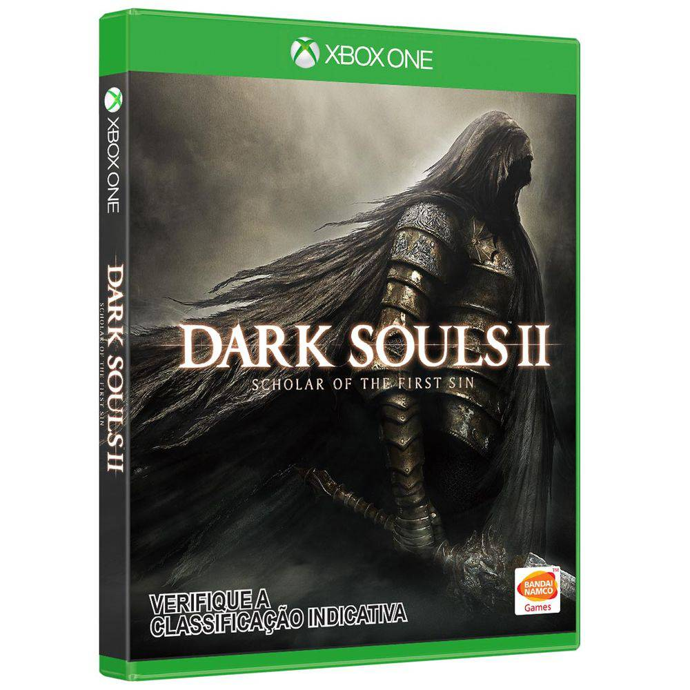 Dark Souls 2 Ii Scholar Of The First Sin Xbox One