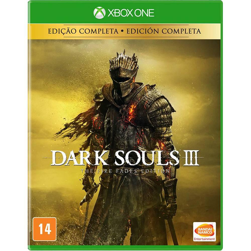 Dark Souls III - The Fire Fades Edition - XBOX ONE (Semi-Novo)