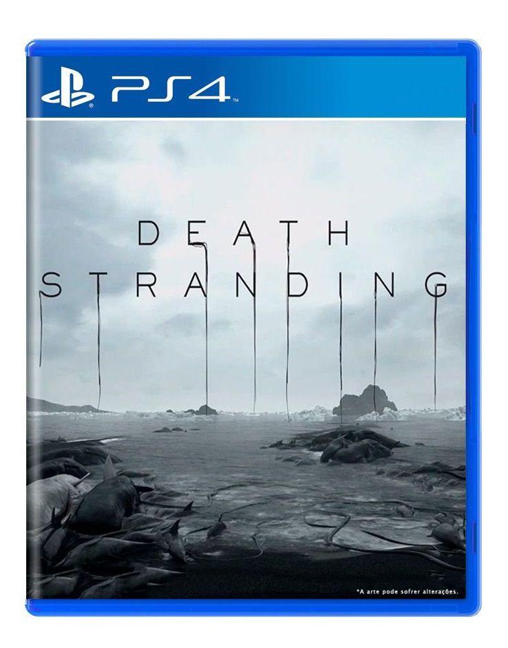 Jogo Death Stranding (Pré-Venda) - Ps4