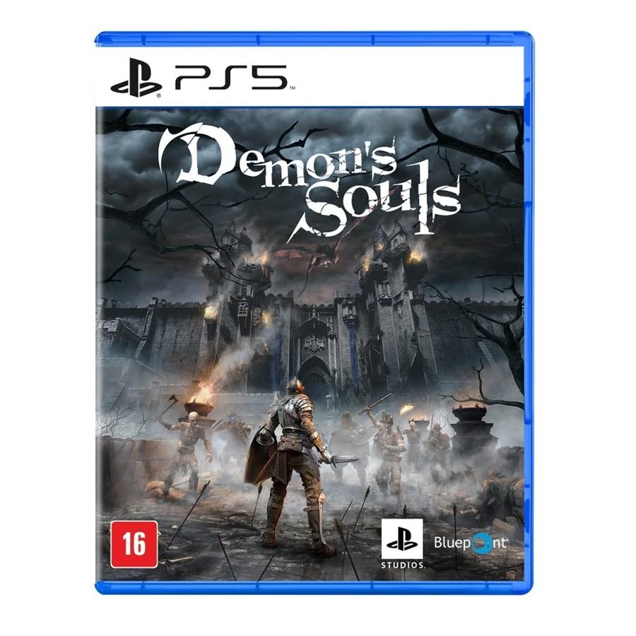 DEMON'S SOULS (Pré-venda) - PS5