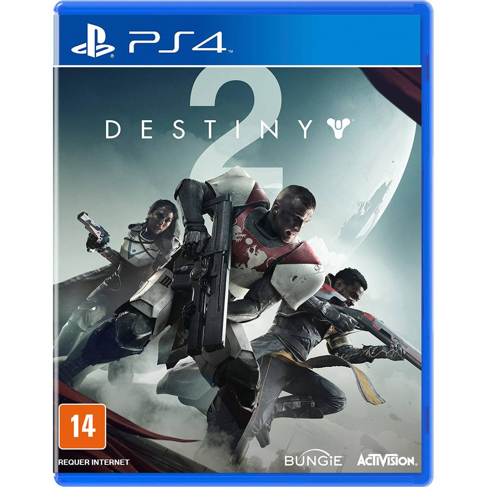 Destiny 2 Ps4 (Semi-Novo)