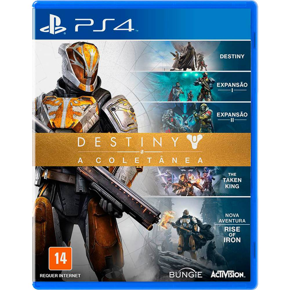 Destiny: A Coletânea - Ps4