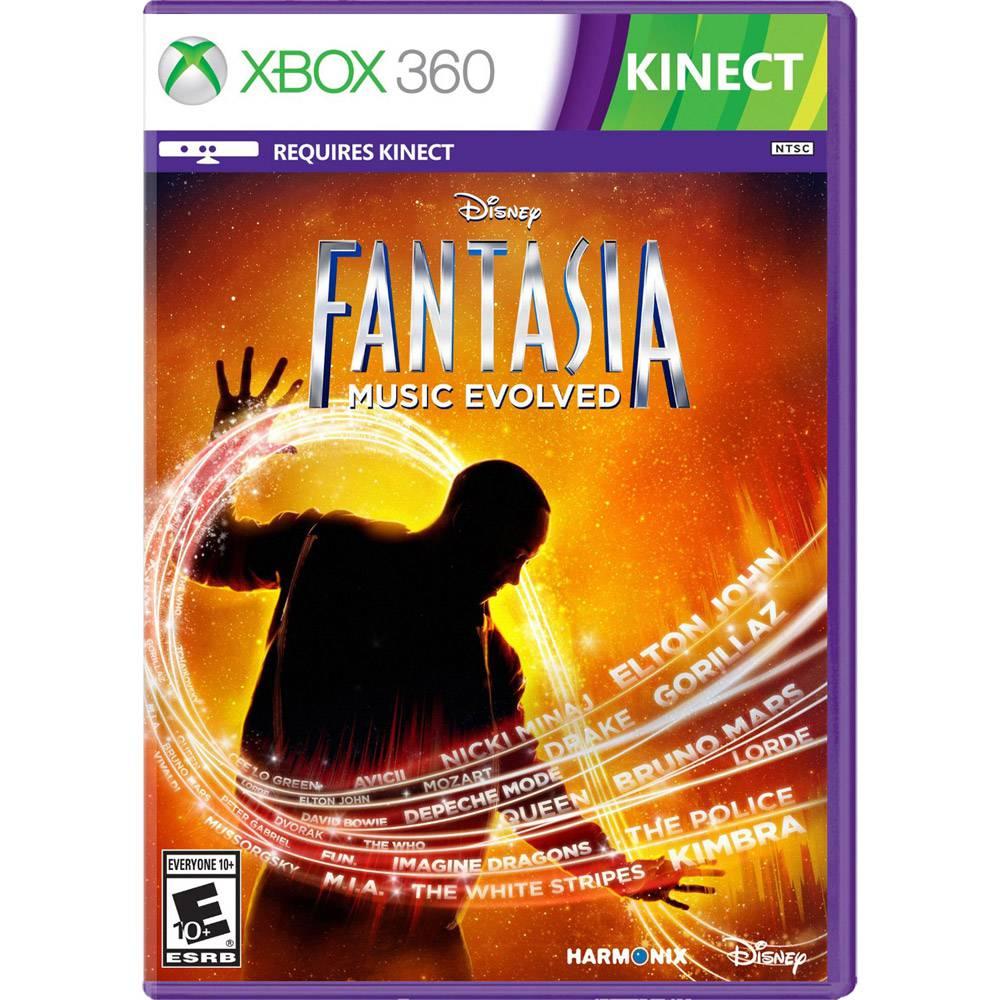 Disney Fantasia: Music Evolved - XBOX 360