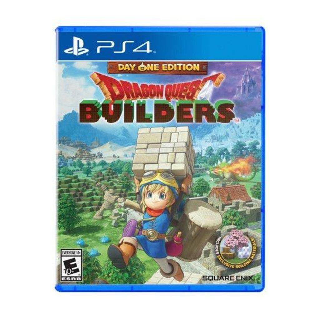 Dragon Quest Builders Day One Edition - Ps4