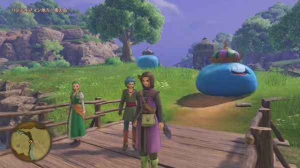 DRAGON QUEST XI S: Echoes of an Elusive Age – Definitive Edition Switch