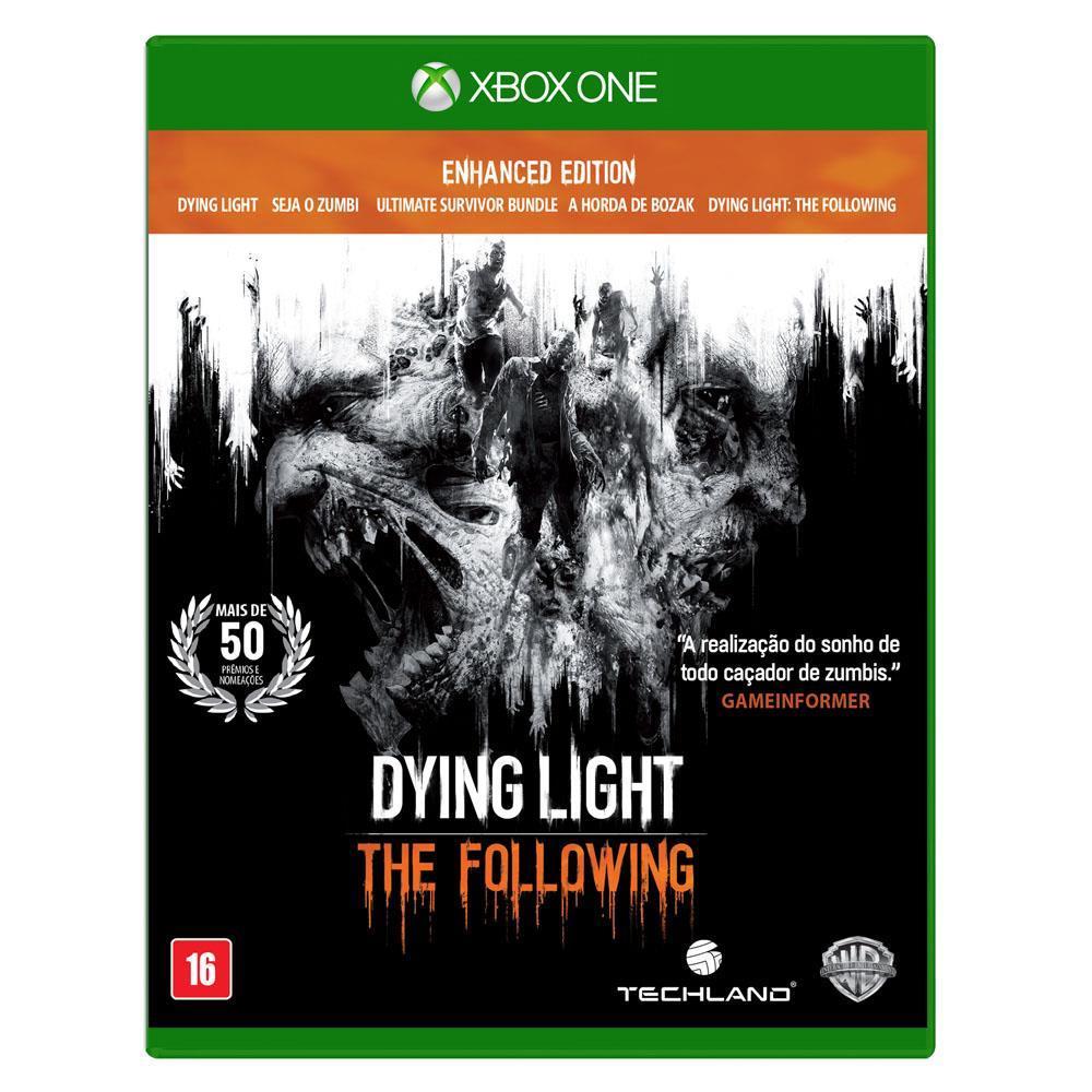 Dying Light The Following - Xbox One (Semi-Novo)