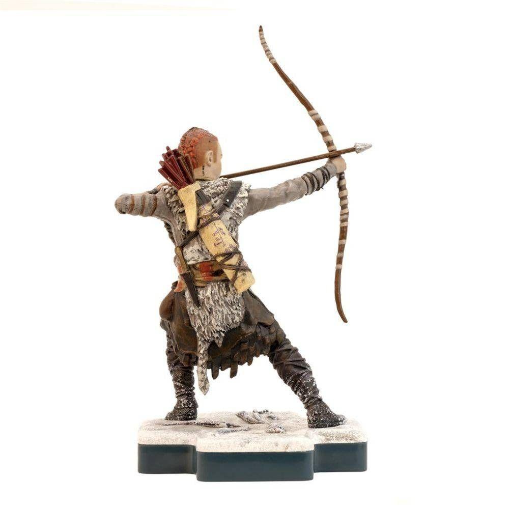 Estátua  Colecionável God of War Atreus 08