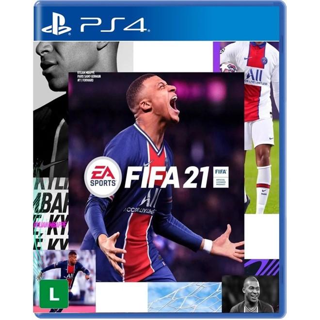 FIFA 21 (Pré-venda) - Ps4