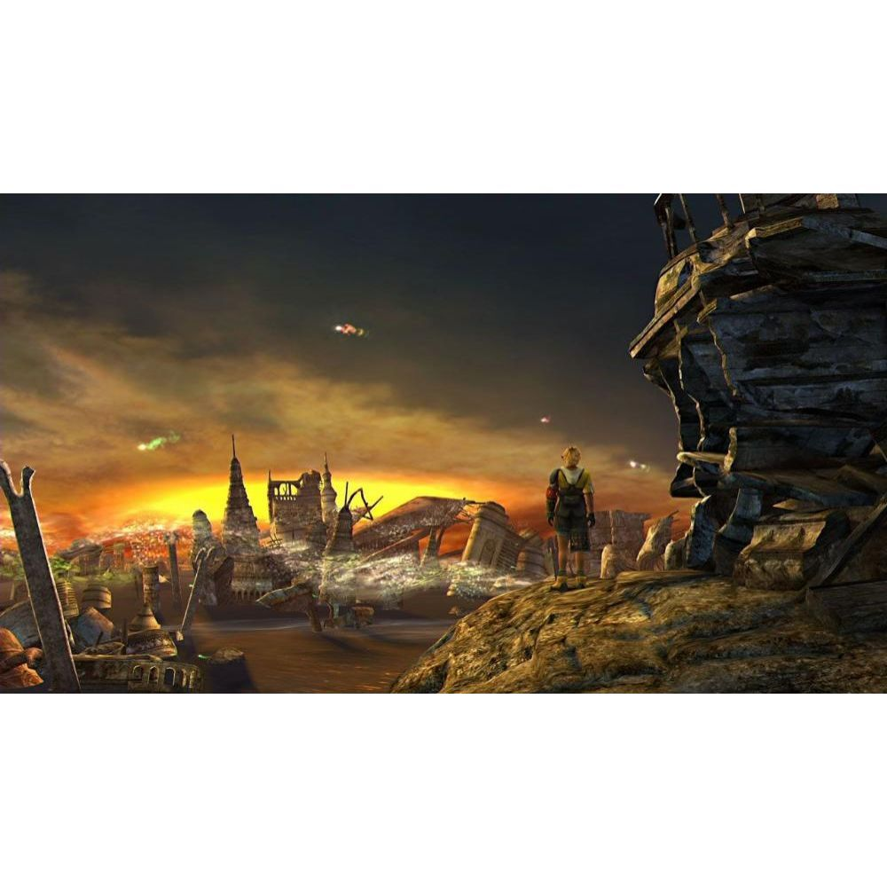 Final Fantasy X X-2 HD Remaster - Nintendo Switch